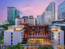 Holiday Inn Express 曼谷沙通智选假日酒店 in Bangkok, Thailand
