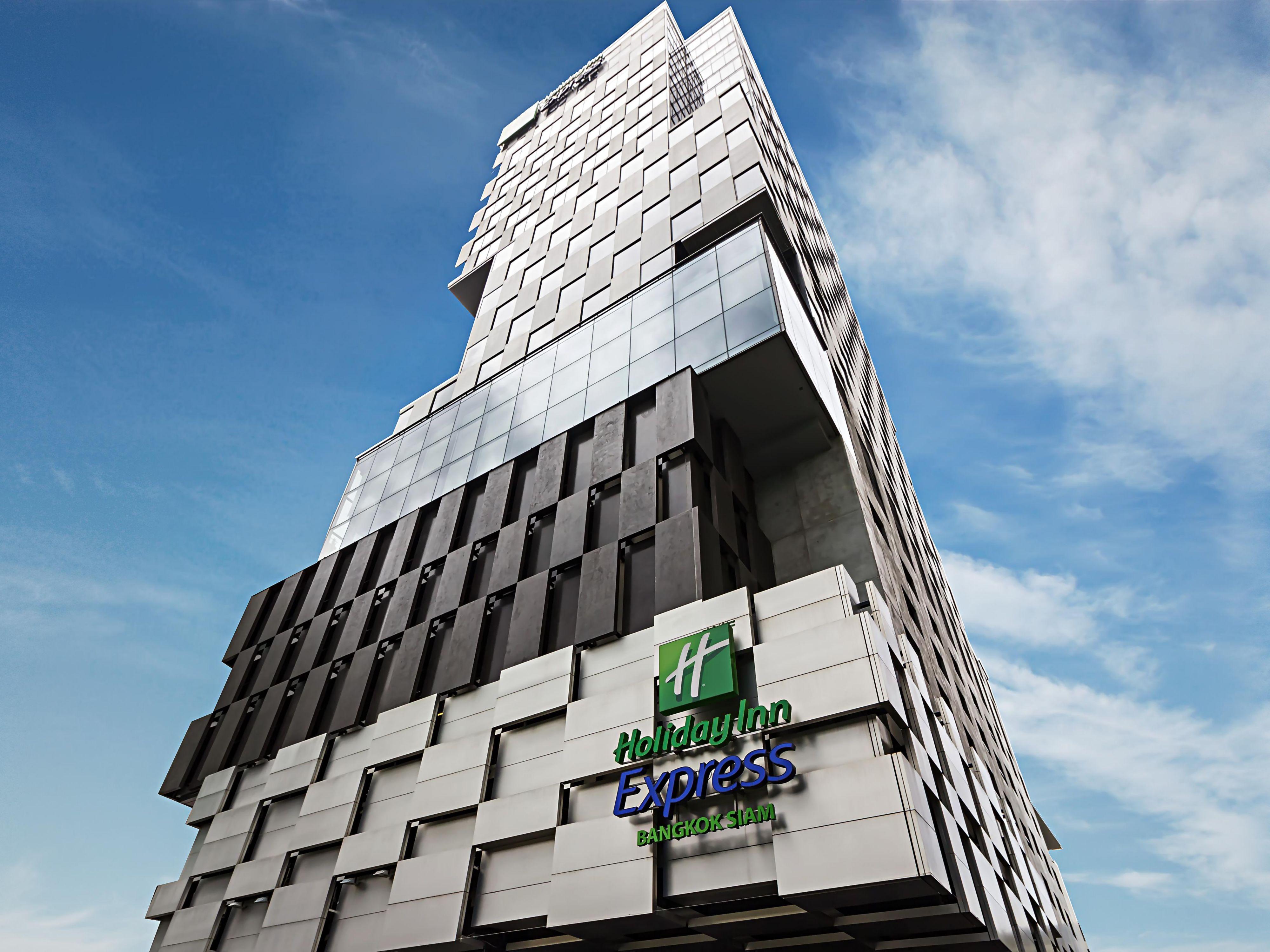 Holiday Inn Express Bangkok Siam Ihg Hotel