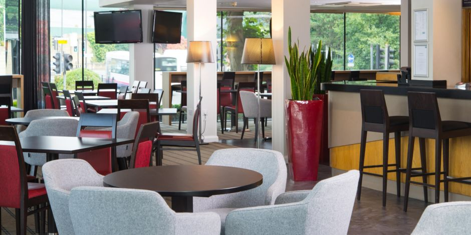 Plan out your day in Bath in our lounge area ...