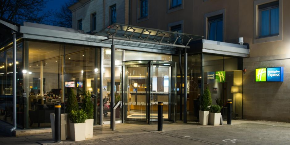 Your modern Holiday Inn Express hotel near Bath city centre ...