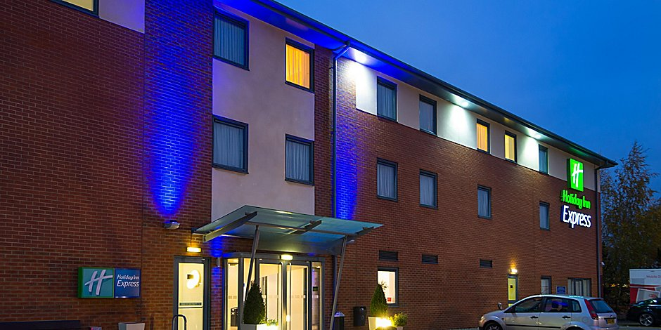 Hotels Near Bedford Holiday Inn Express Bedford