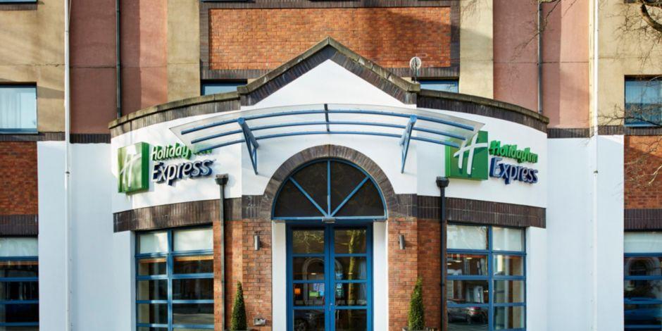 Holiday Inn Express Belfast City - Queen\'s Quarter Hotel by IHG