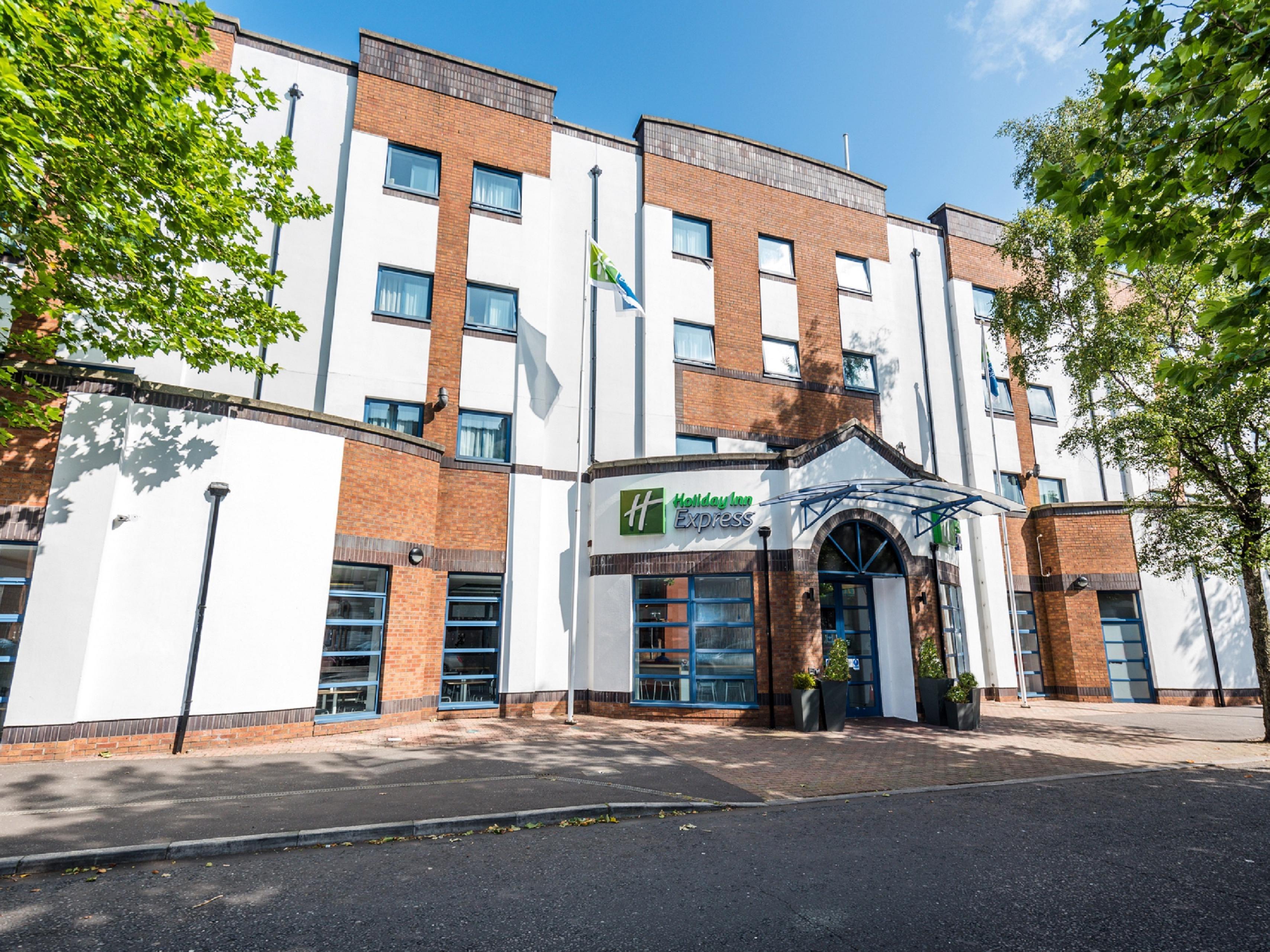 Holiday Inn Express Hotel Belfast City Queens Quarter