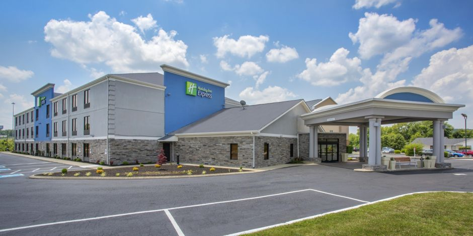 Hotel Exterior Holiday Inn Express Berea Ky