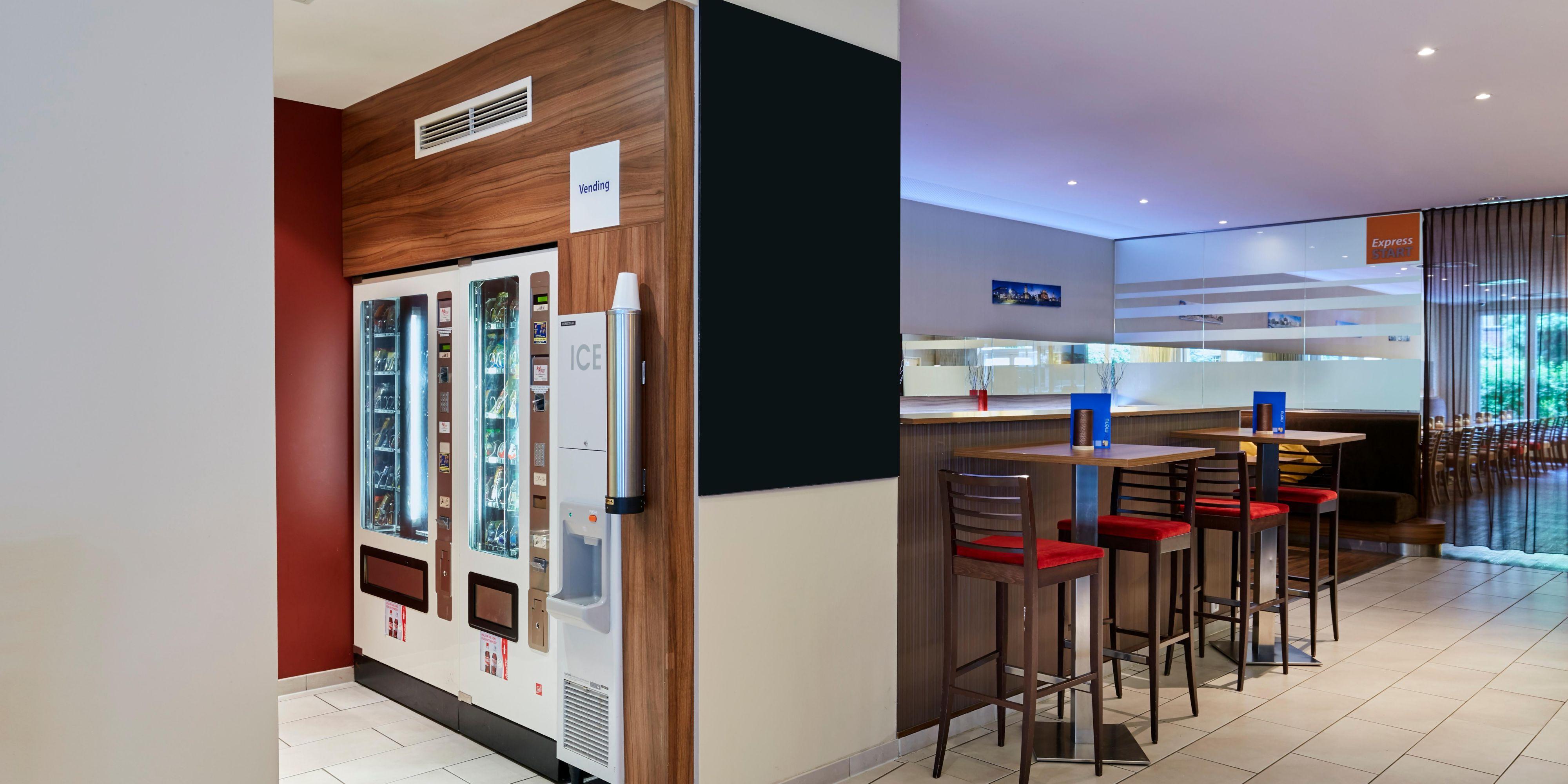 Holiday Inn Express Berlin City Centre-West Hotel by IHG