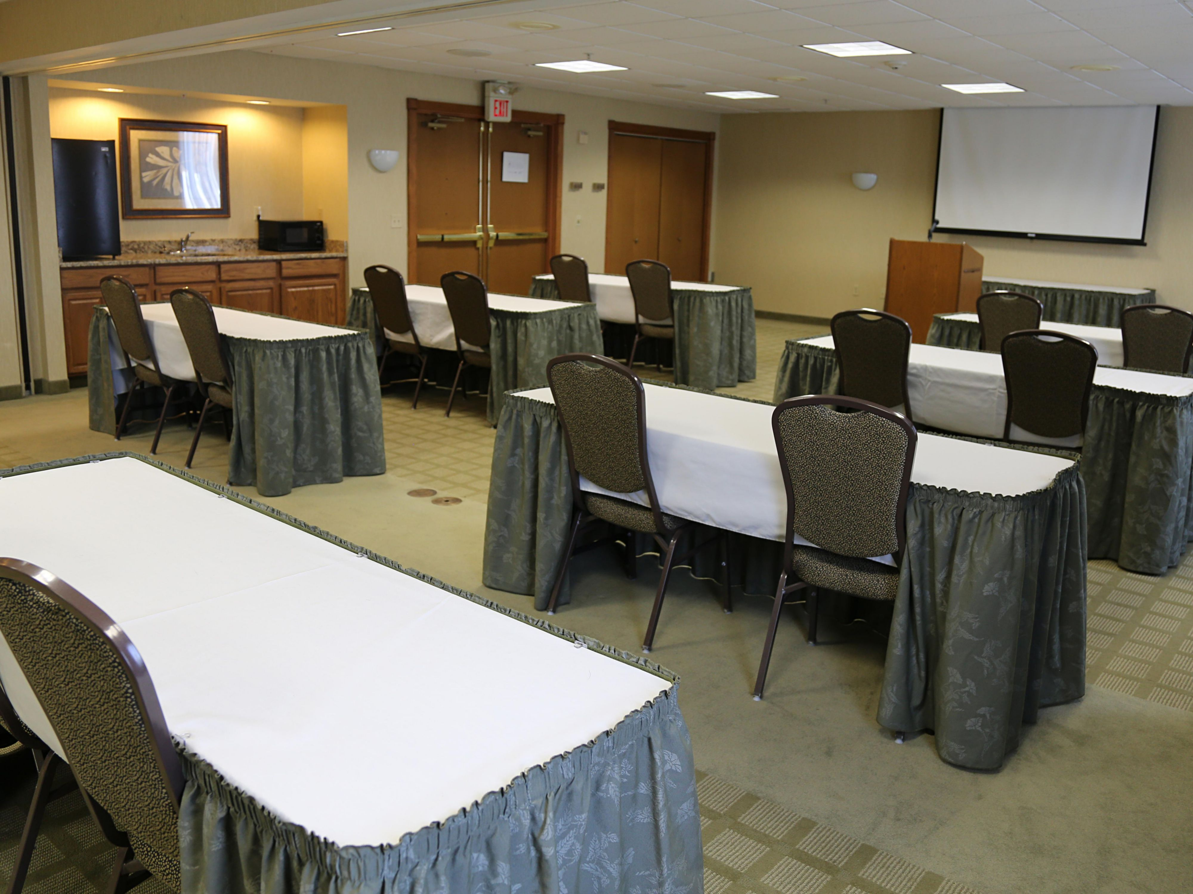 How can we make your meeting a success?