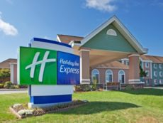 Holiday Inn Express Birch Run (Frankenmuth Area) in Flint, Michigan
