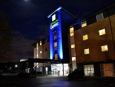 Holiday Inn Express Birmingham - Star City in Lichfield, United Kingdom
