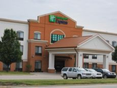 Holiday Inn Express Bloomington West in Lincoln, Illinois