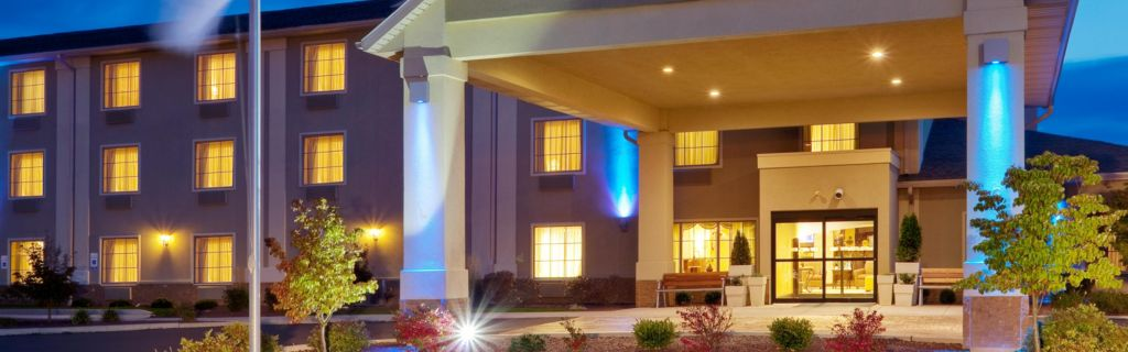 Near Bloomsburg University Exterior Holiday Inn Express Exit 232 Interstate 80 Pa