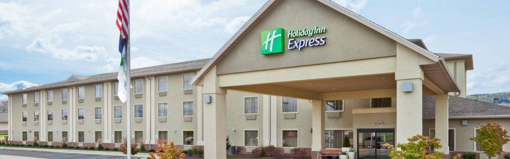 Holiday Inn Express Exterior Bloomsburg Pa Easy On Off I 80
