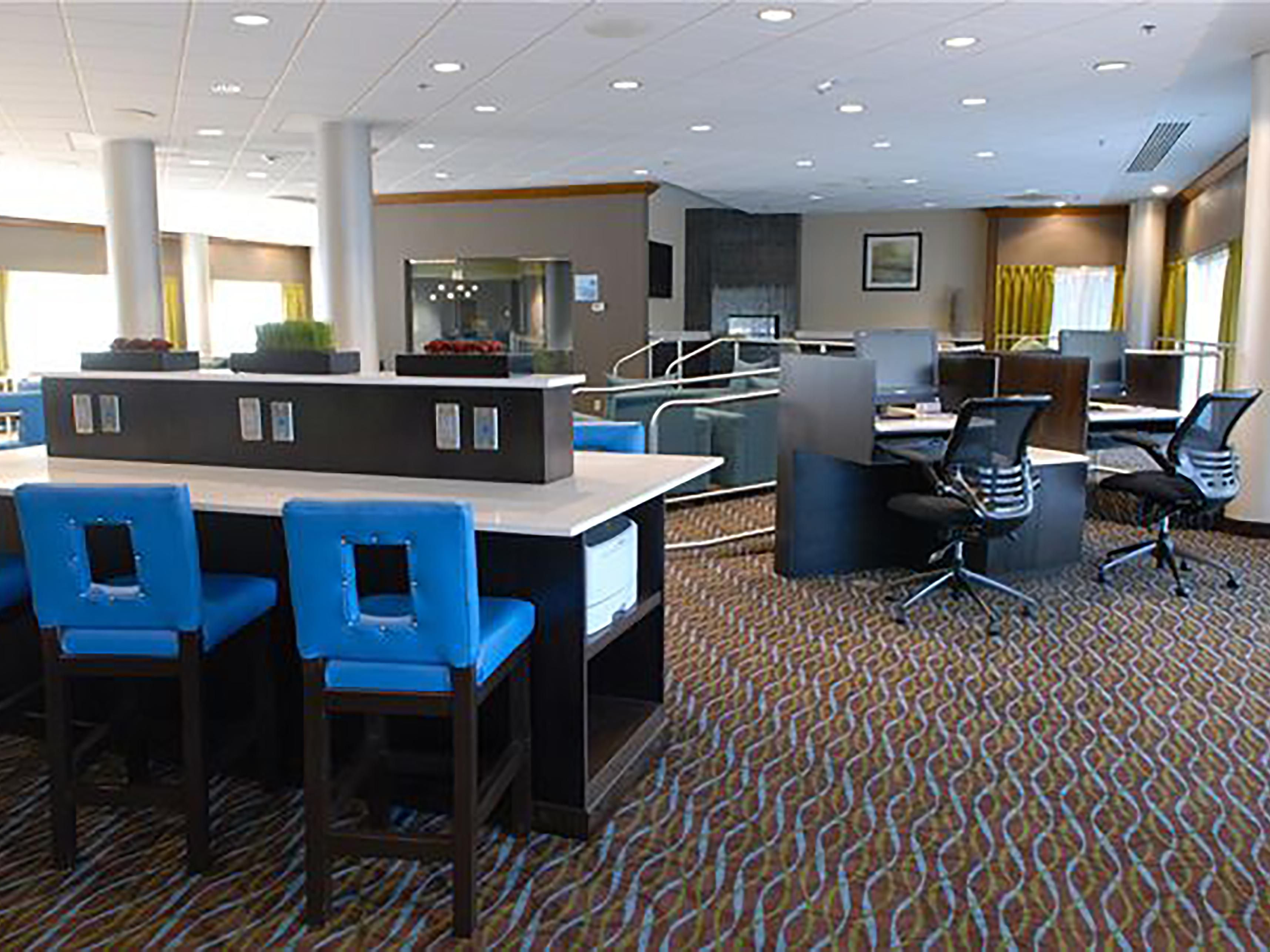 Holiday Inn Express Boise University Business Center