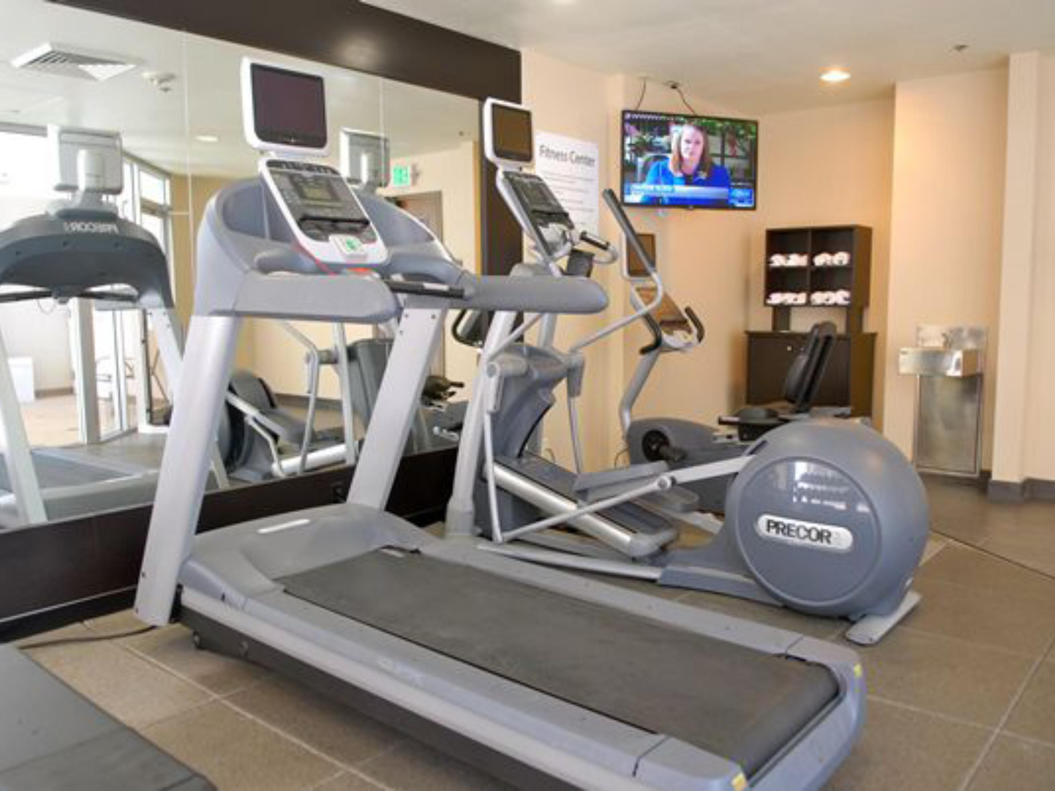 Holiday Inn Express Boise University Fitness Center