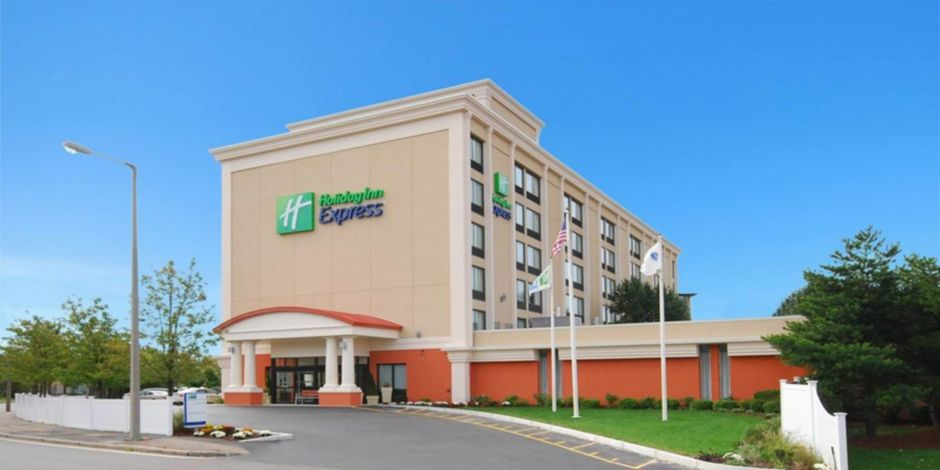 Holiday Inn Express Boston Exterior Hotel