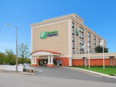 Holiday Inn Express Boston in Brockton, Massachusetts