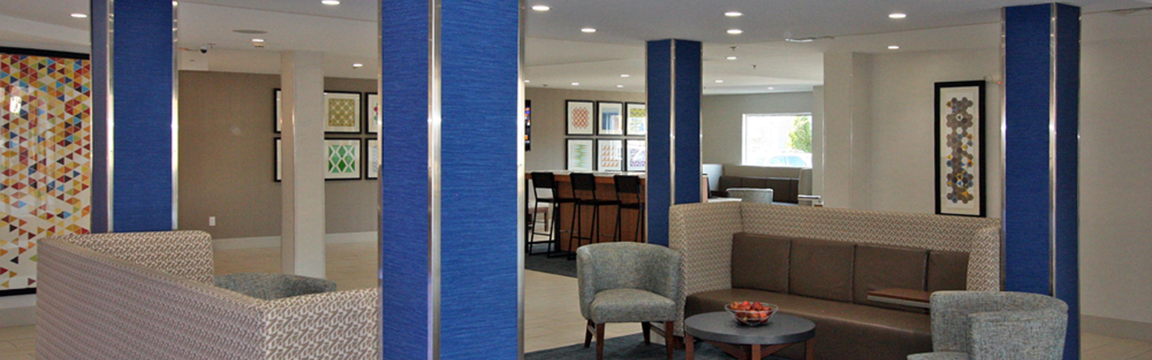 LOBBY; Hotel Lobby ... & Holiday Inn Express Branford-New Haven Hotel by IHG azcodes.com