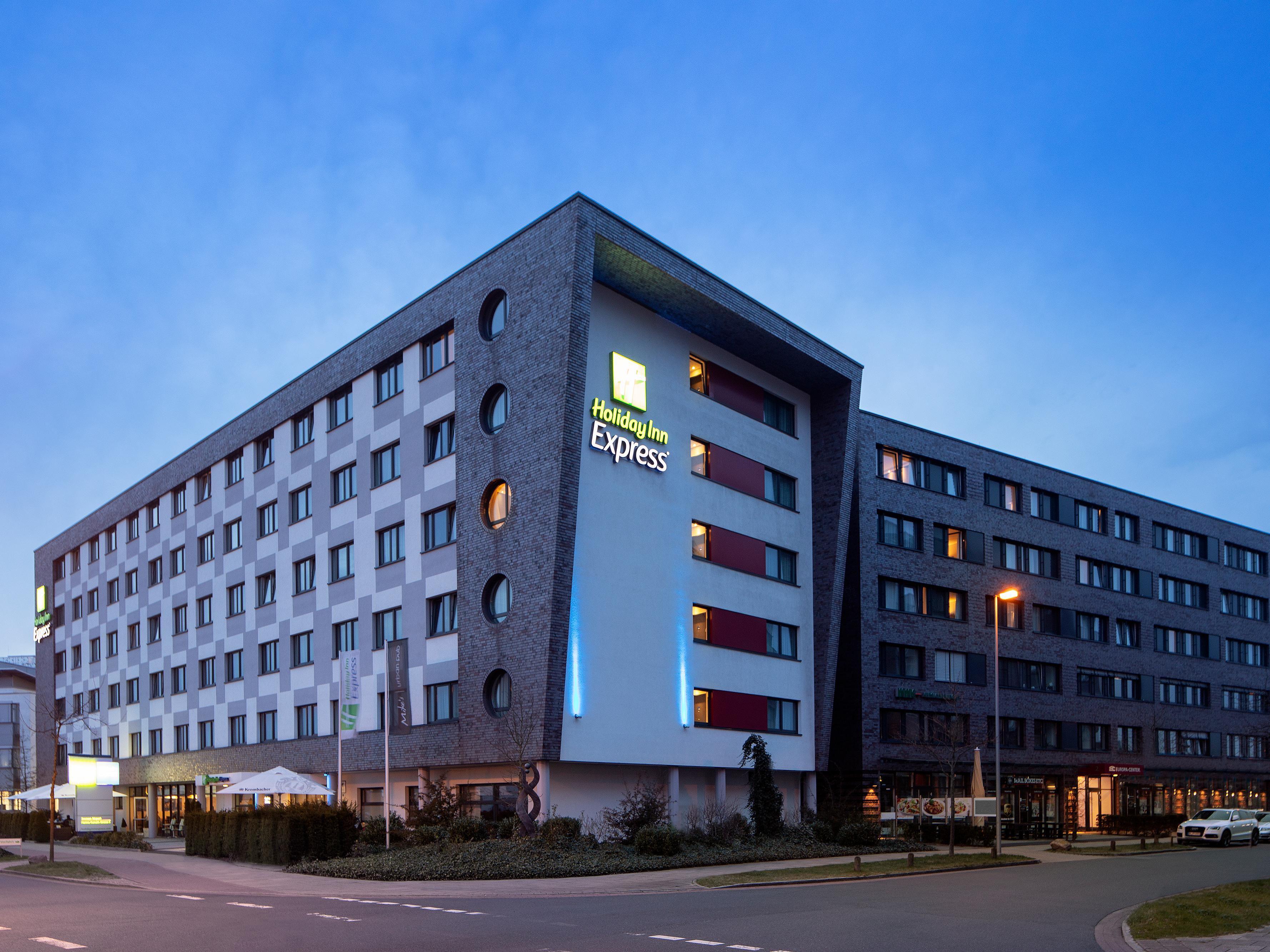 Flughafenhotel Bremen Holiday Inn Express Bremen Airport