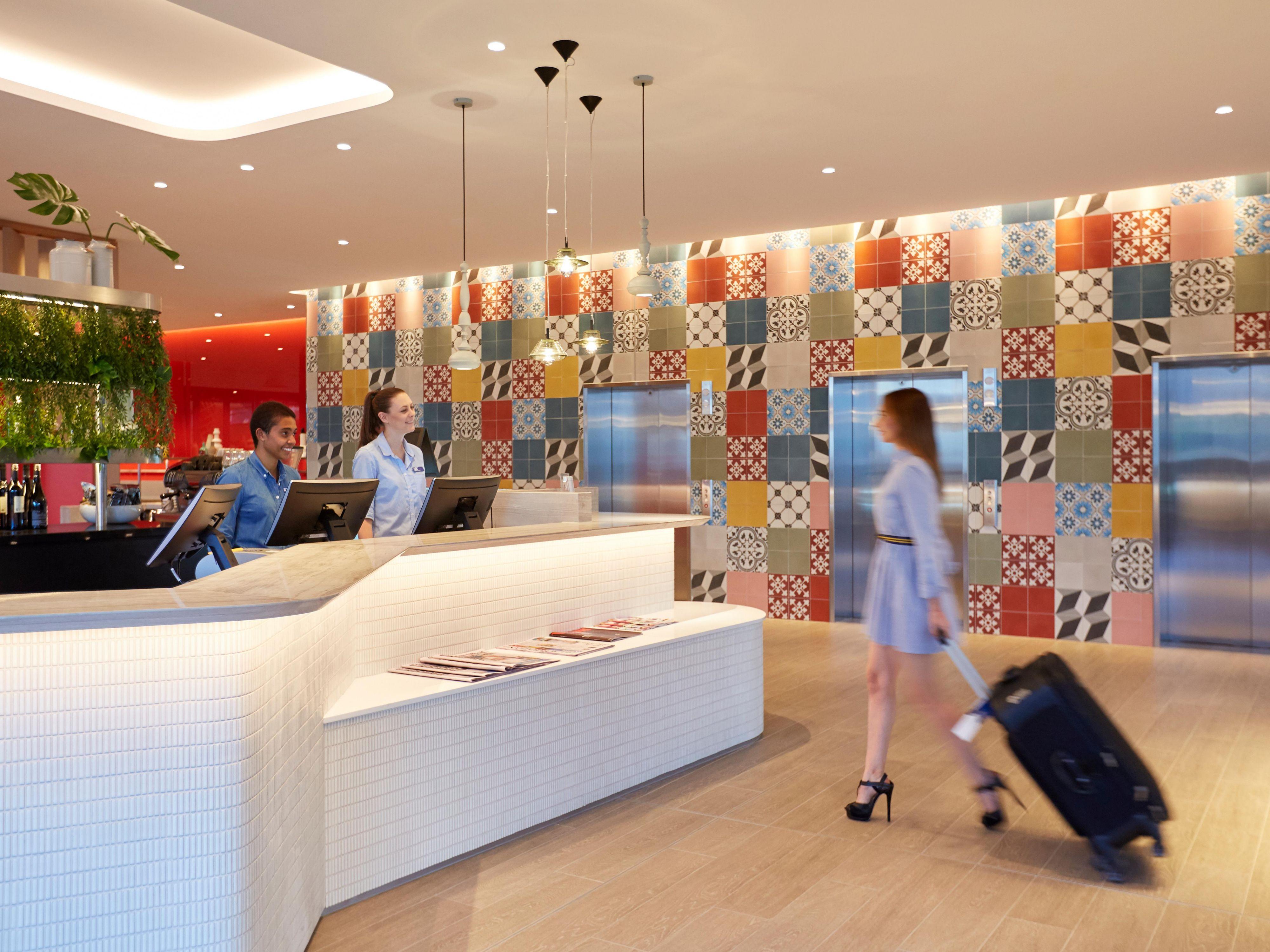 Brisbane City Hotel | Holiday Inn Express Brisbane Central