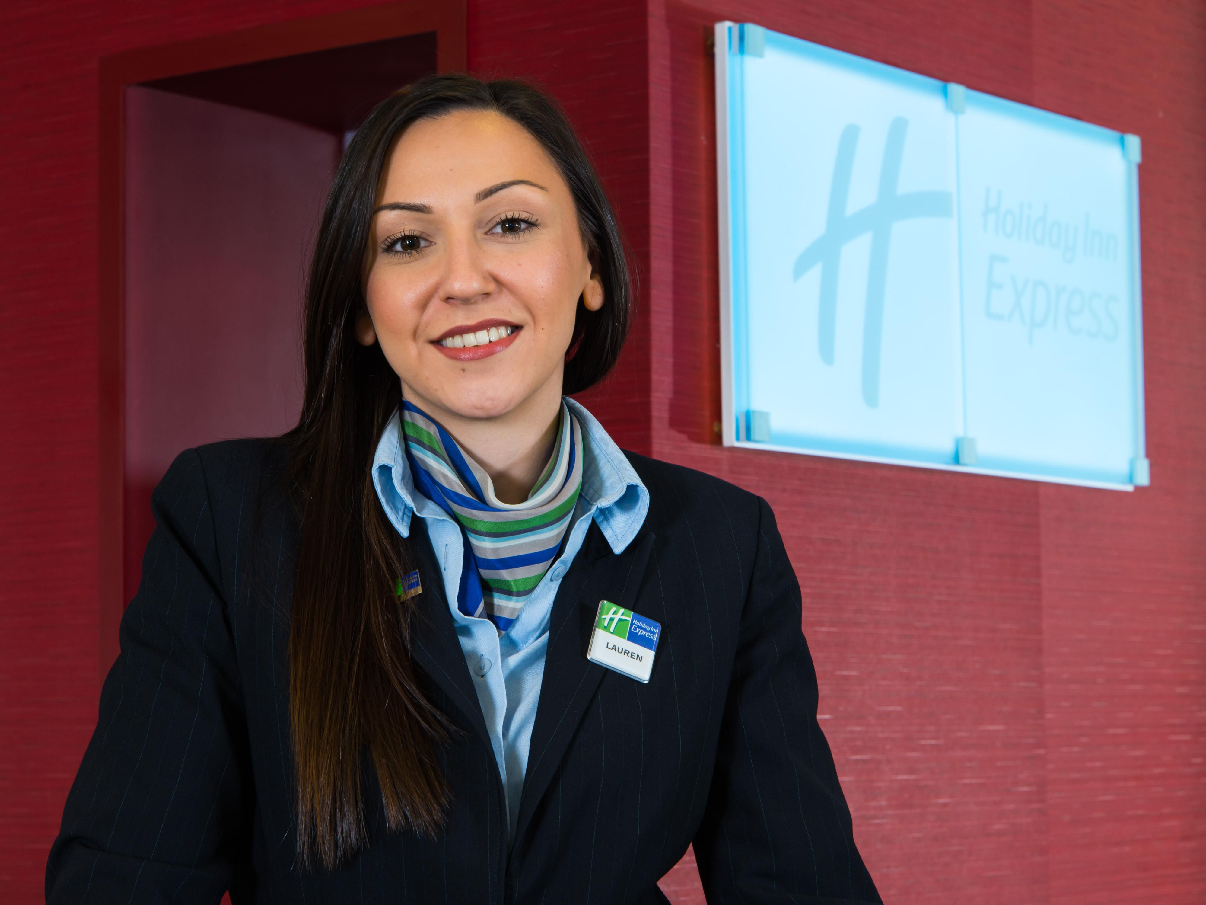 Our friendly Reception team are on hand 24 hours a day