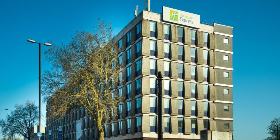 Your Holiday Inn Express Bristol City Centre Hotel