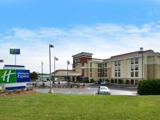 Holiday Inn Express Burlington in Greensboro, North Carolina