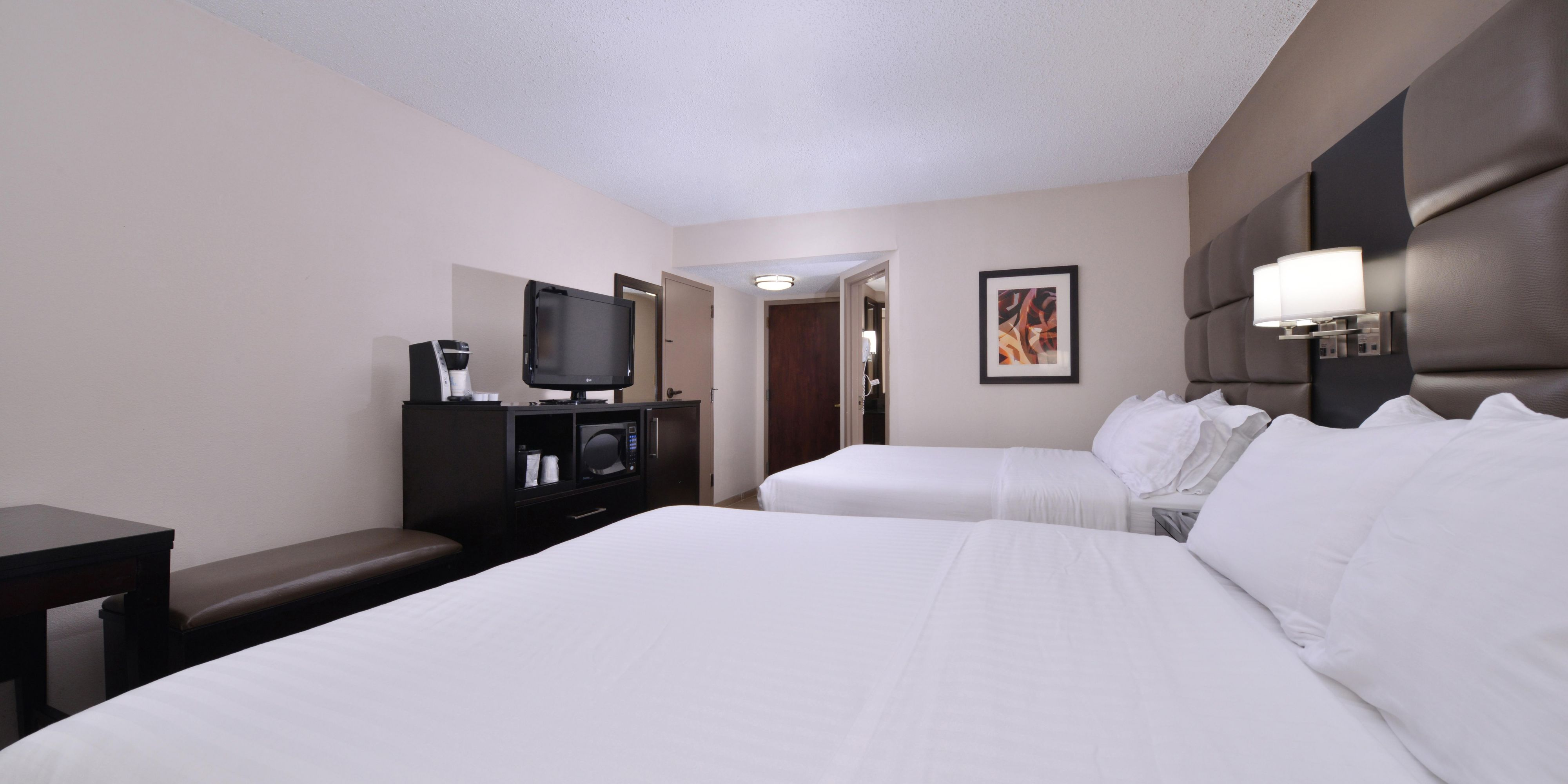 Holiday Inn Express Burlington Hotel by IHG