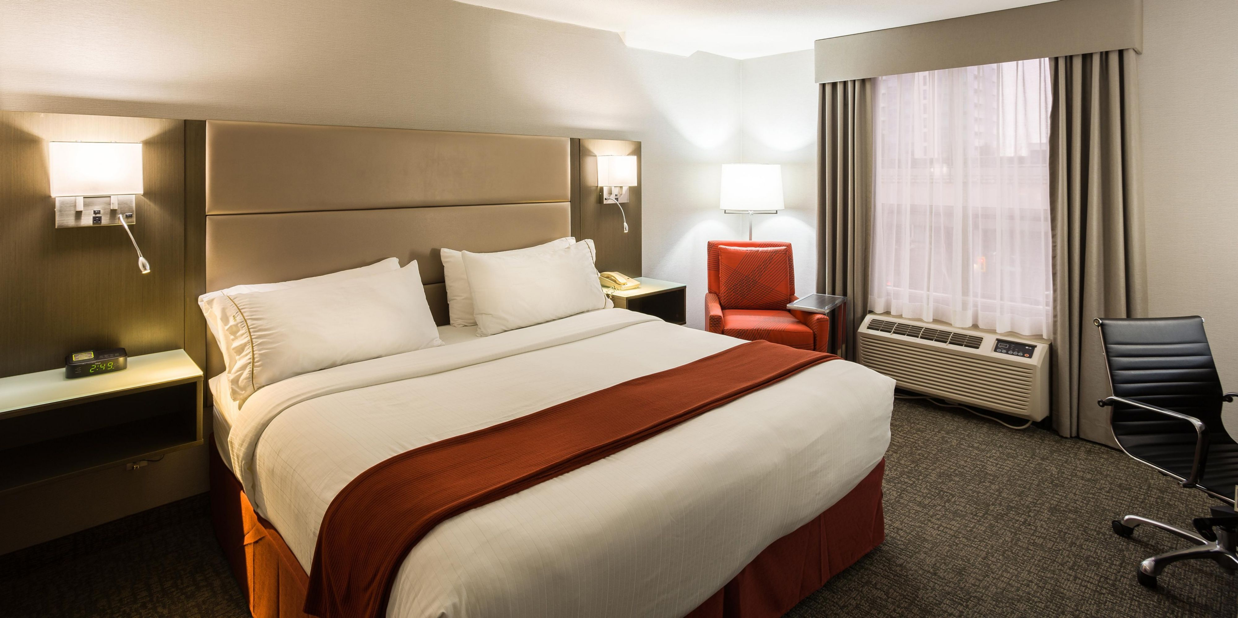 holiday inn express vancouver metrotown burnaby hotel by ihg