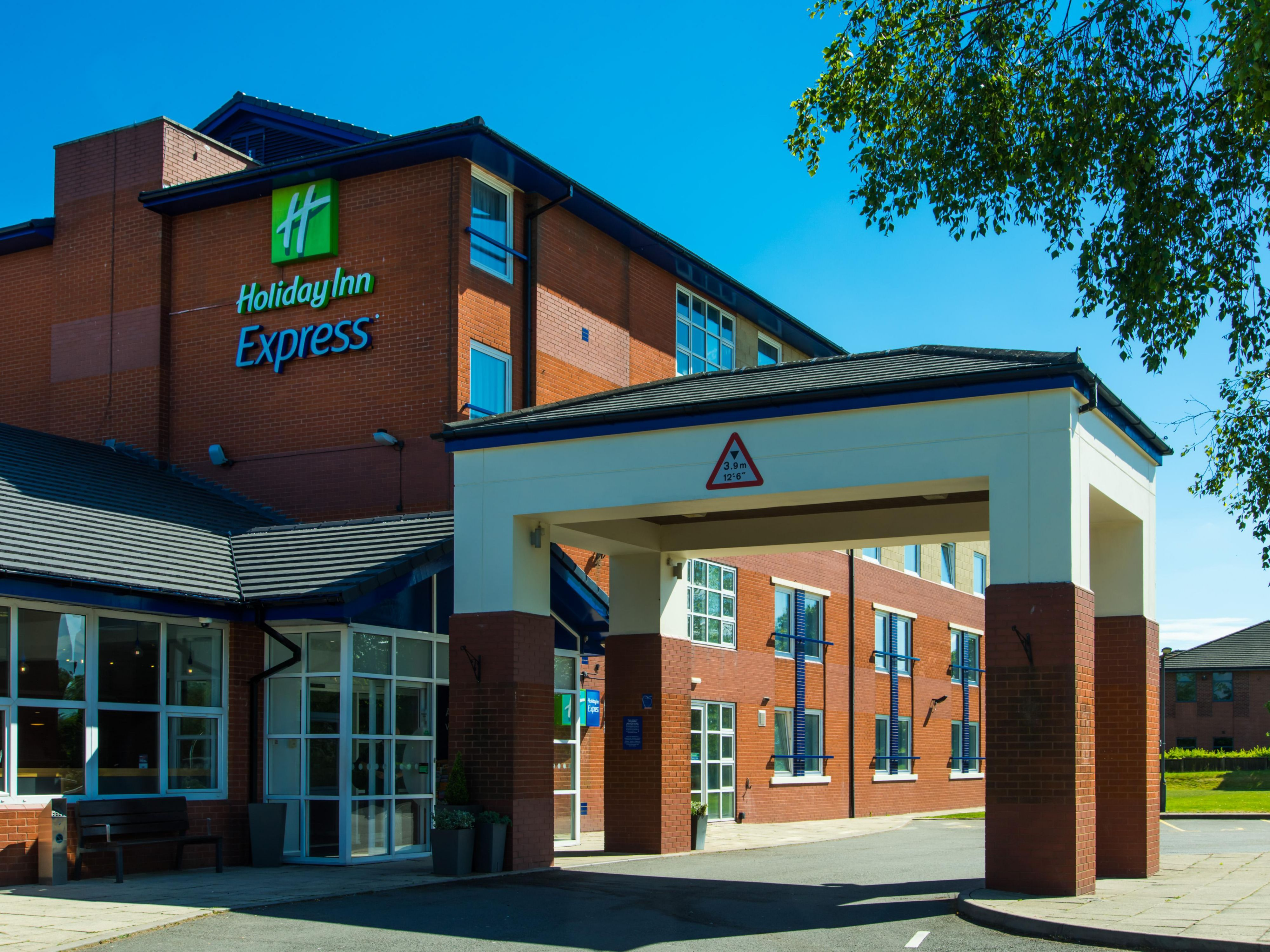 5 reasons to choose Holiday Inn Express Burton on Trent