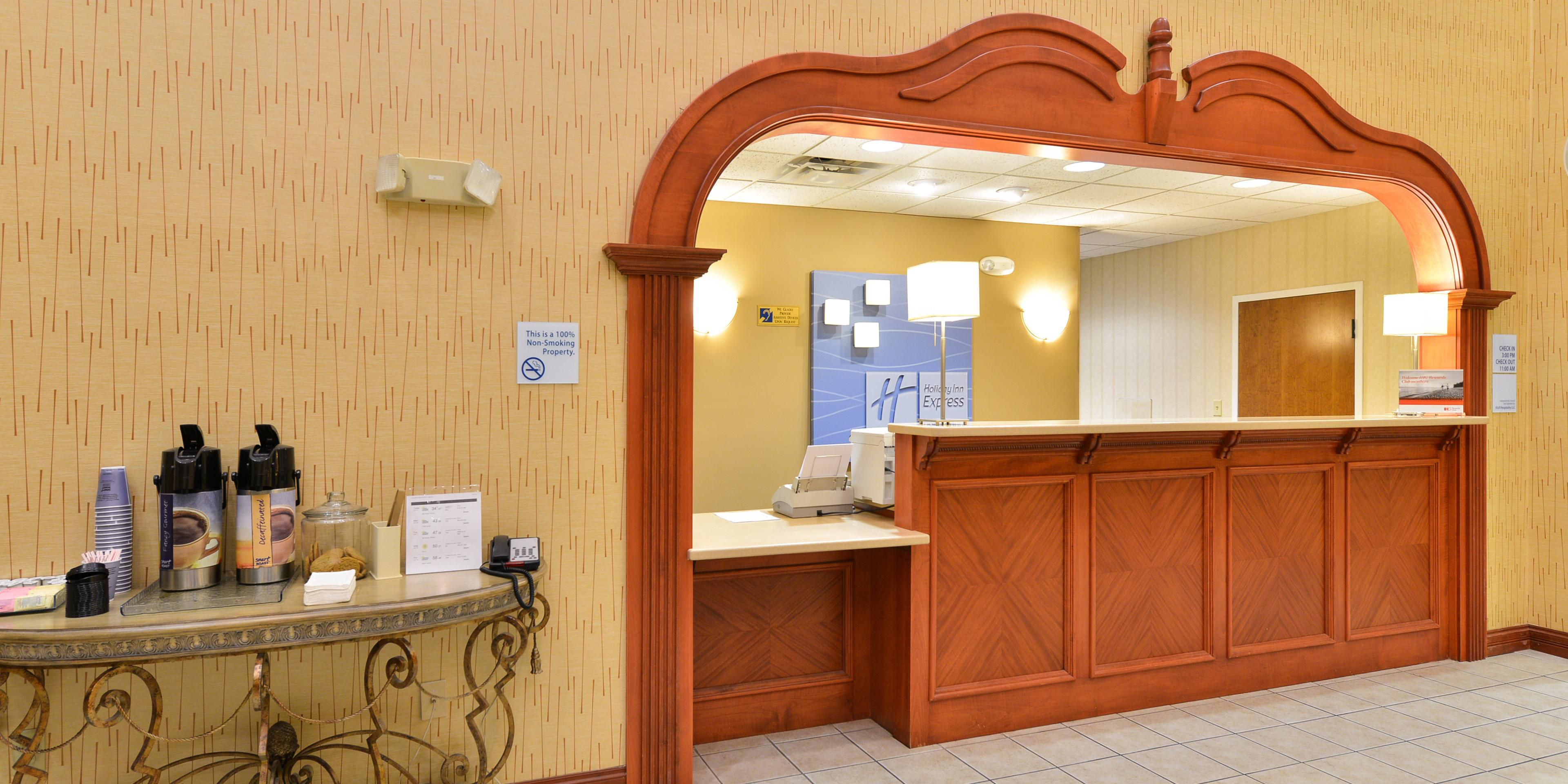 Holiday Inn Express Campbellsville Hotel By IHG