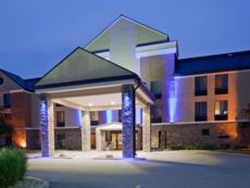 Holiday Inn Express Cedar Rapids (Collins Rd) in Coralville, Iowa