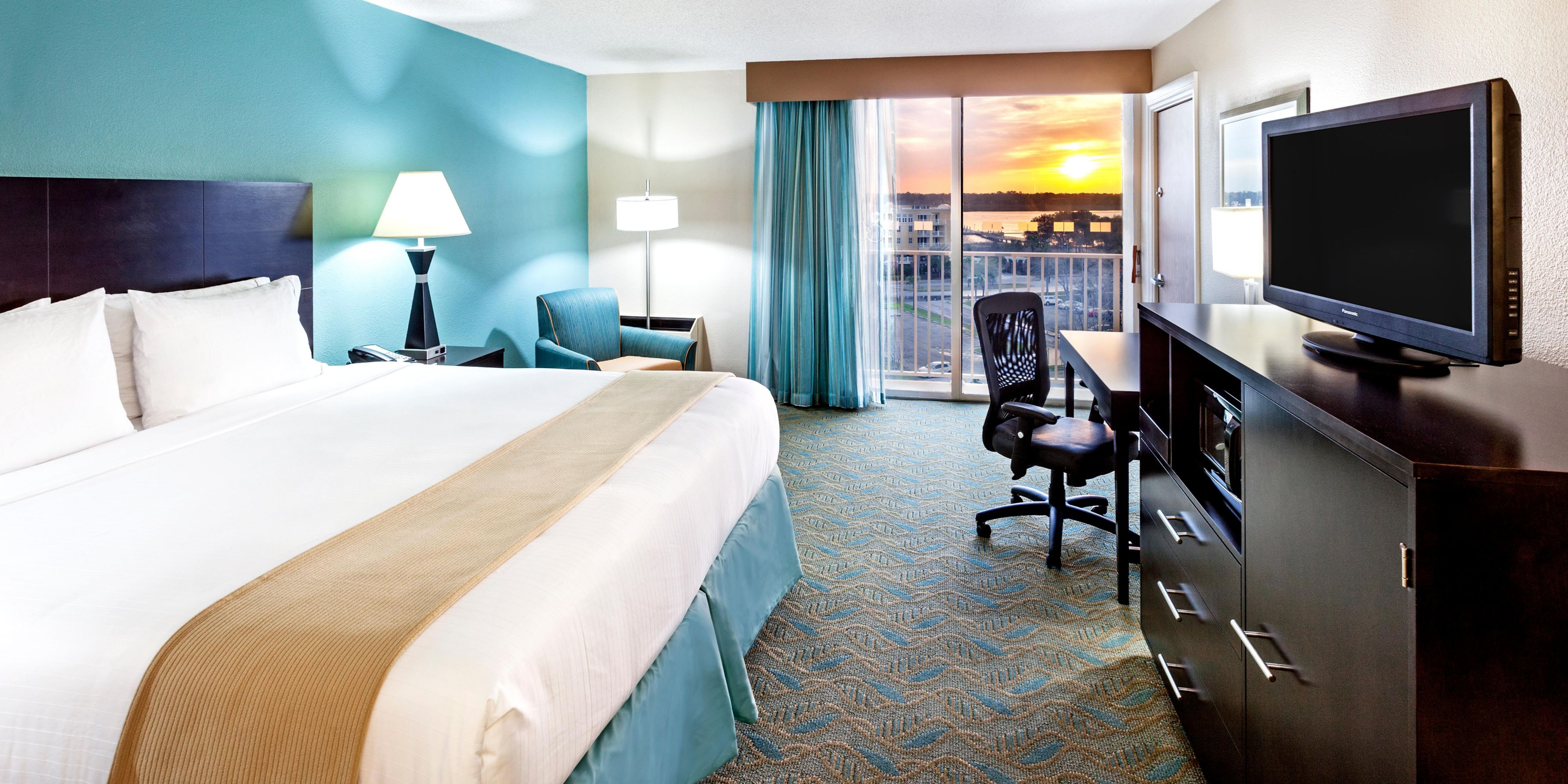 Holiday Inn Express Charleston Dwtn - Ashley River Hotel by IHG