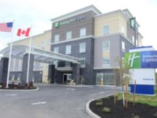 Holiday Inn Express Cheektowaga North East in Clarence, New York