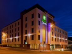 Holiday Inn Express Cheltenham Town Centre in Swindon, Wiltshire, United Kingdom
