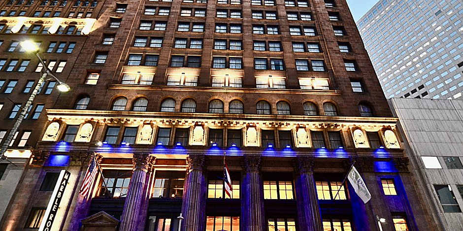 Holiday Inn Express Hotel in Downtown Cleveland, Ohio