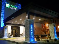 Holiday Inn Express Cloverdale (Greencastle) in Bloomington, Indiana