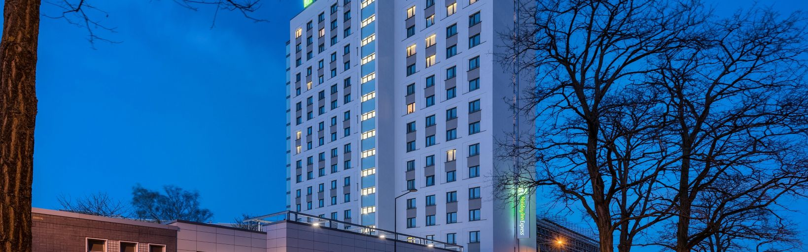 holiday inn express cologne city centre cologneのホテルを予約