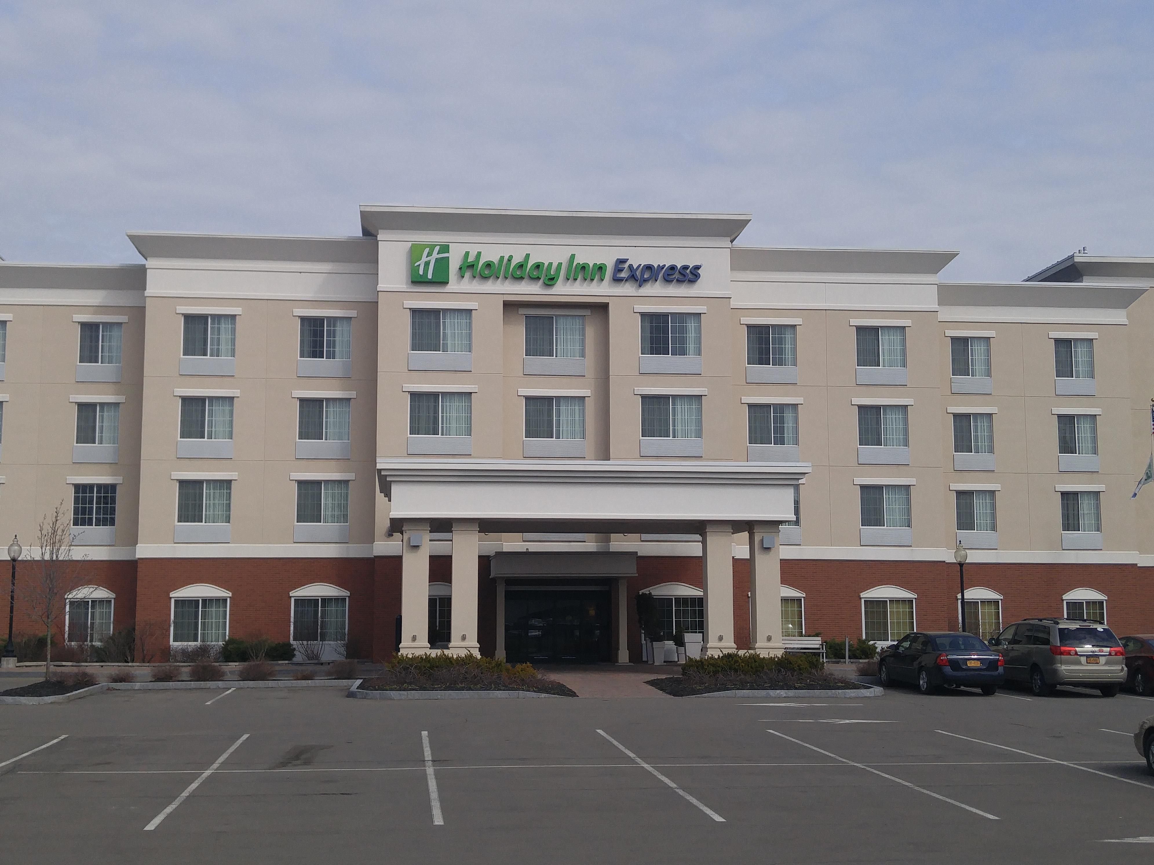 Welcome to the Holiday Inn Express