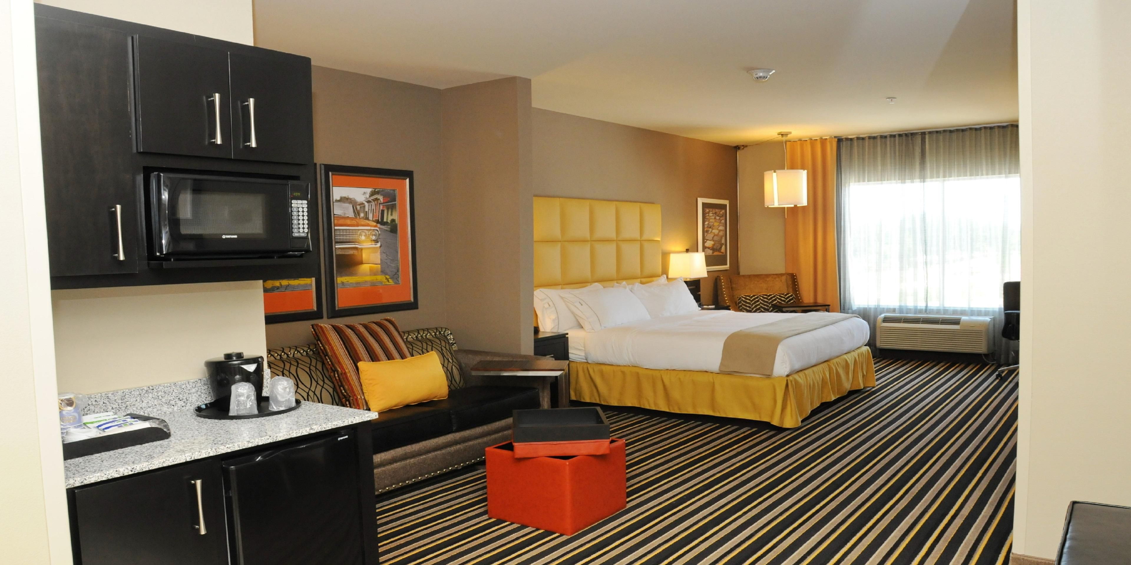 Holiday Inn Express Covington-Madisonville Hotel by IHG