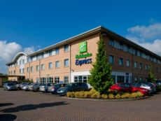 Holiday Inn Express East Midlands Airport in Nottingham, United Kingdom