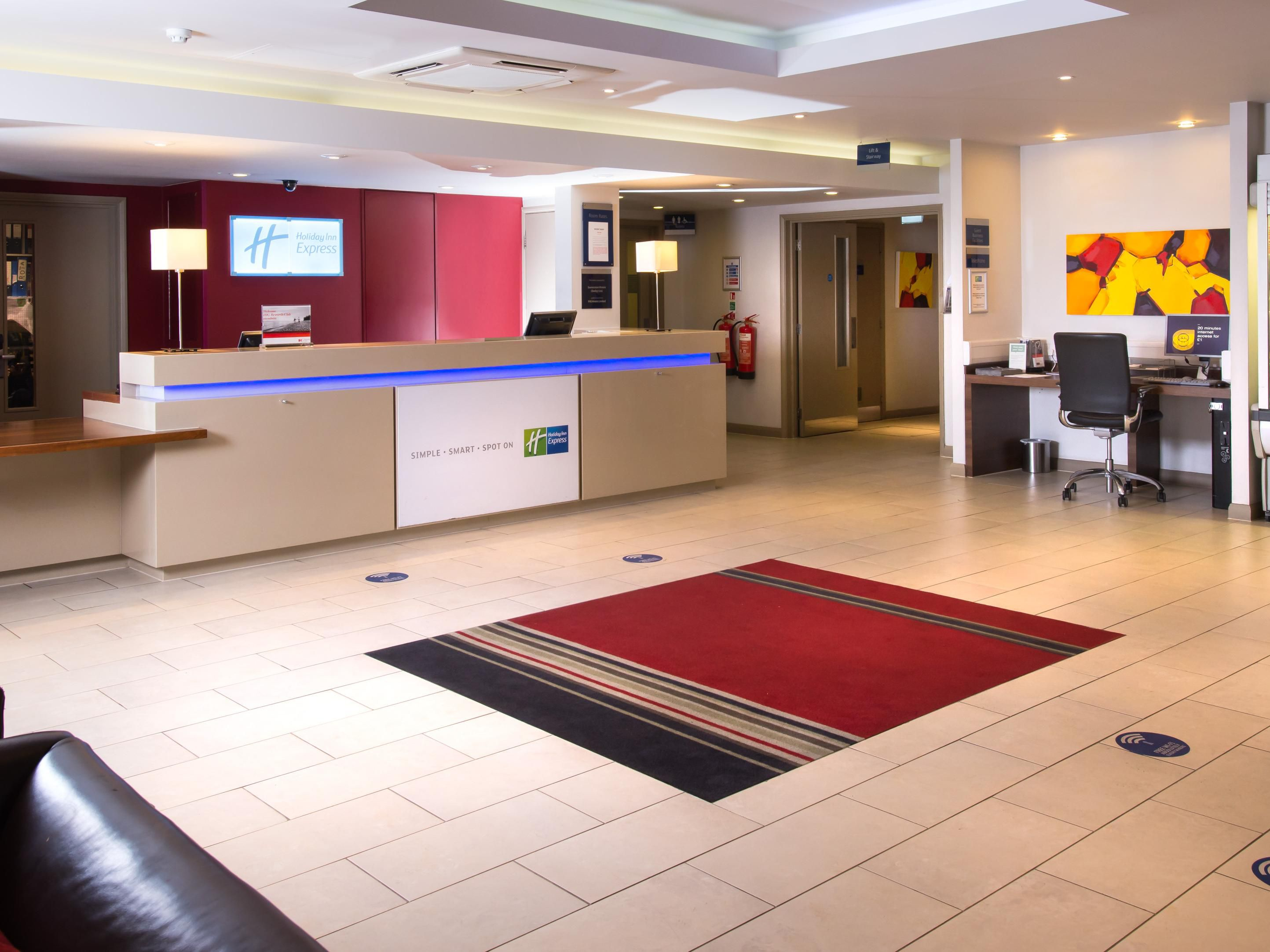 Our hotel in Derby is a no brainer for comfort and convenience