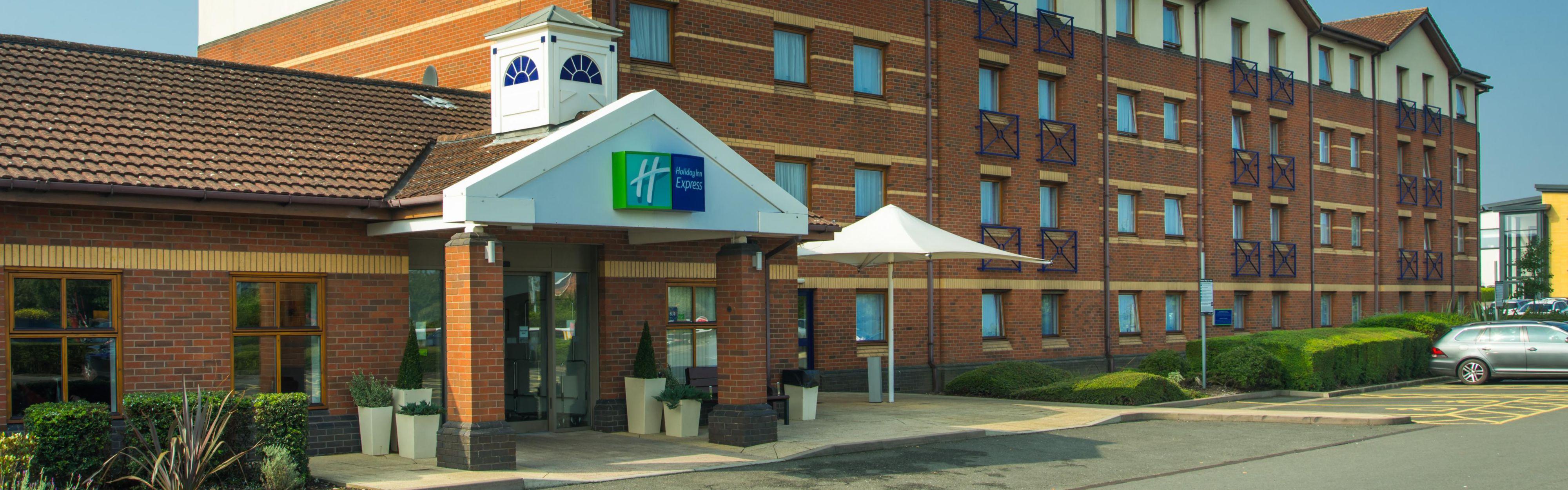 Holiday Inn Express Derby Pride Park Hotel by IHG