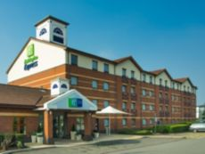 Holiday Inn Express Derby - Pride Park in Burton-on-trent, United Kingdom