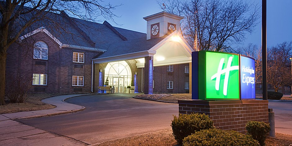Hotel by Drake University - Holiday Inn Express Des Moines on