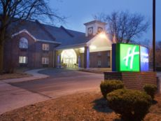 Holiday Inn Express Des Moines-At Drake University in Altoona, Iowa