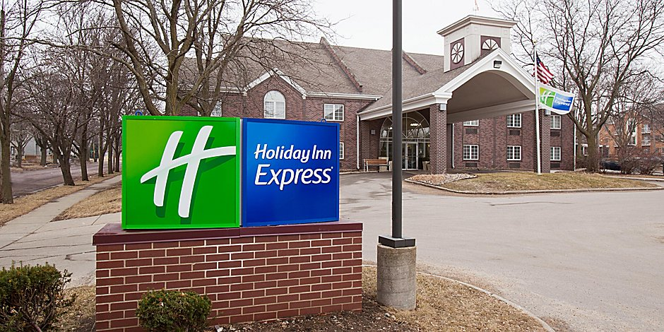 Hotel by Drake University - Holiday Inn Express Des Moines