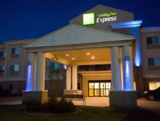 Holiday Inn Express Devils Lake in Devils Lake, North Dakota