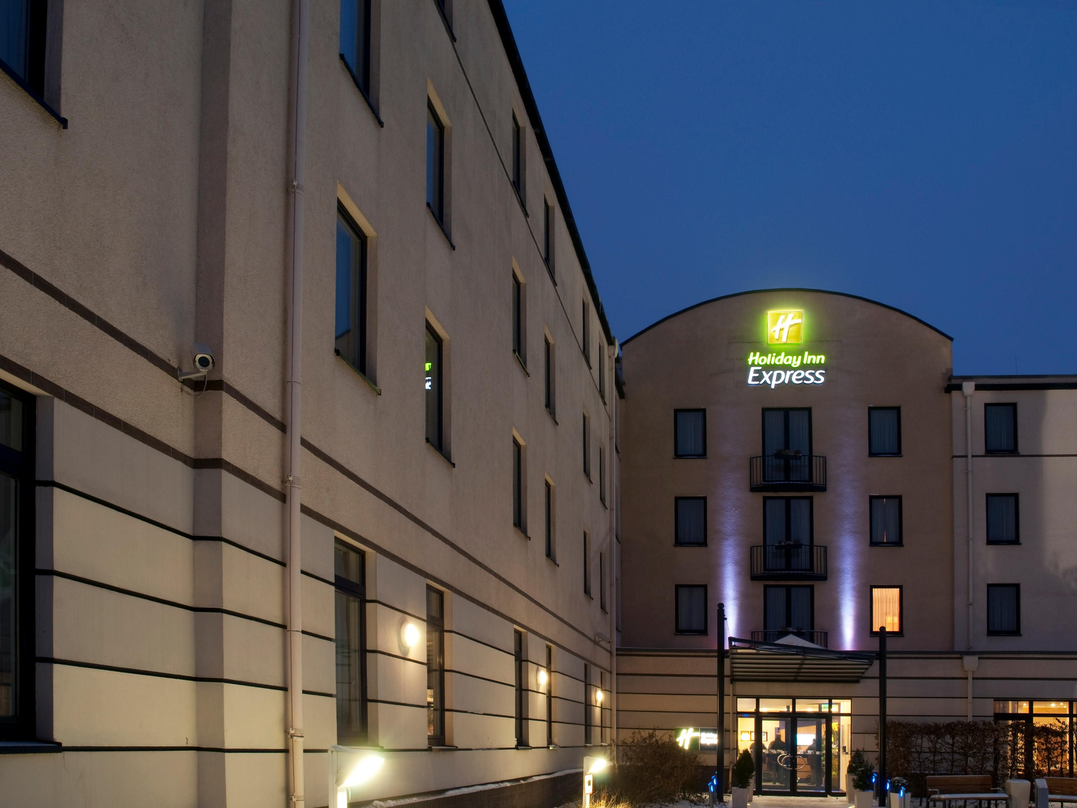 Welcome to Holiday Inn Express Dortmund