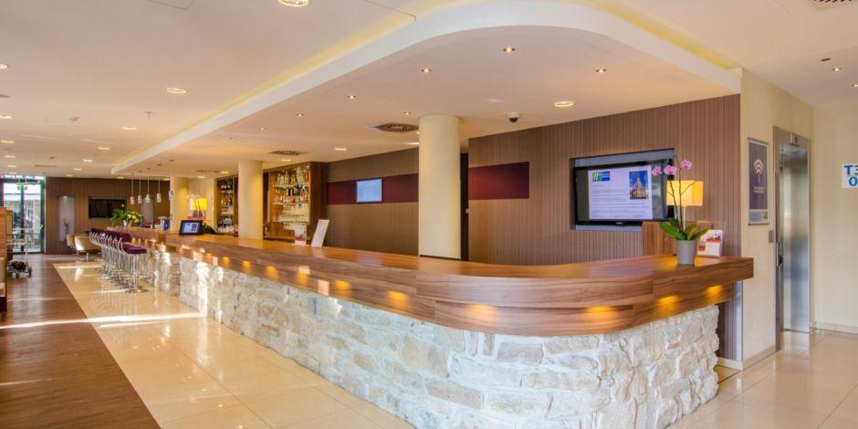 Zentrales Hotel: Holiday Inn Express Dresden City Centre