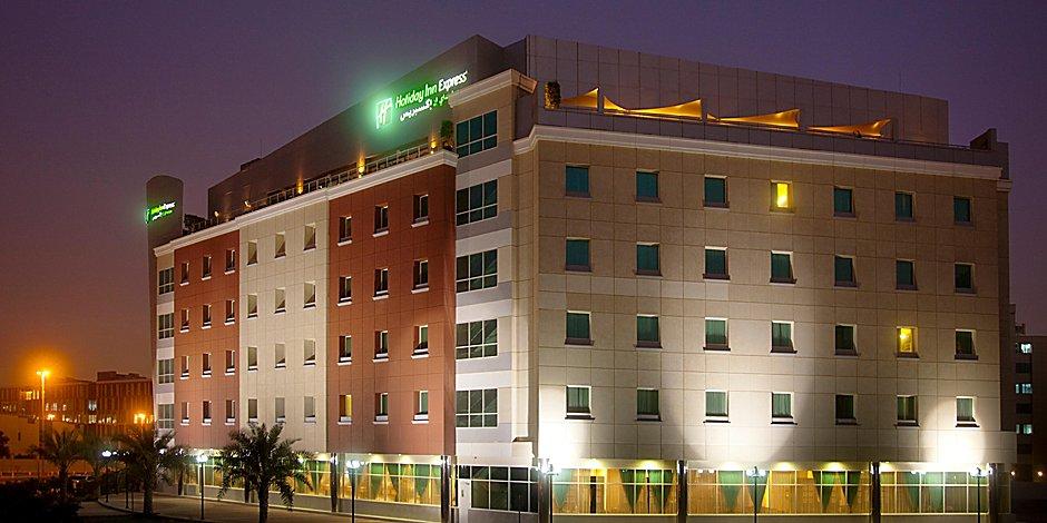 Holiday Inn Express Dubai - Internet City Hotel by IHG