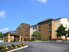 Holiday Inn Express Dublin in Wytheville, Virginia